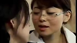 Japanese Extreme French Kiss