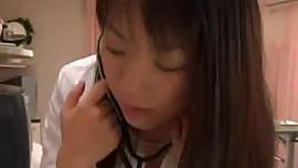 Japanese Lady Doctor