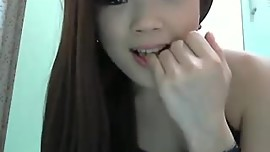 Anal asian girl solo