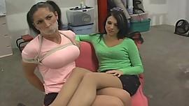 Lesbian girl eats mom lesbian