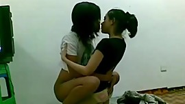 My cute Asian girlfriend Miki thirsty for my cum