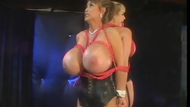 Big Boobs Bondage