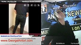 Burger king employee films himself sneaking sniffs of ass