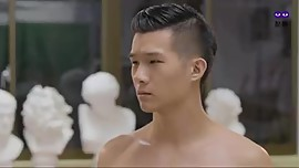 Funny Asian Nude Sketching