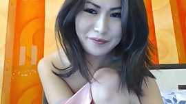 asian girl soft show