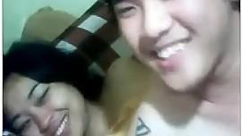 Asian Couple Sex 1