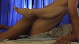 AsianSexPorno.com - Amateur asian couple homemade sex video