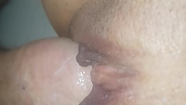 ASIAN CREAMPIE HD PULSATING CUM