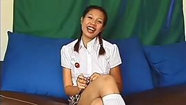 Asian Anal Lollipop Teen