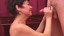 asian mature 10